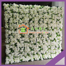 sweet new home Artificial silk rose grass flower wall wedding background lawn/pillar flower road lead home market decoration