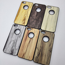 luxury original hard case for apple iphone 5 s 5s se 5se / 4 4s by brand phone wood protective back wooden cover cases covers