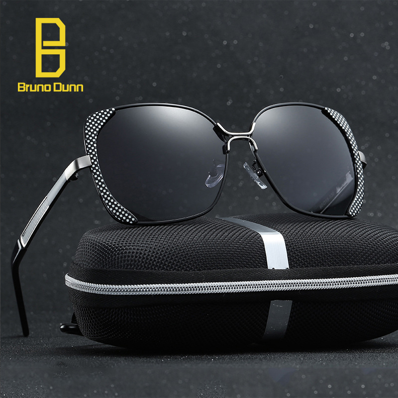 AAA Quality Sunglasses Women Popular Brand Designer Polarized Sunglases Summer HD Polaroid Lens Sun Glasses With Original Case(China)