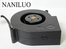 NANILUO Free Shipping BFB1012UH DC 12V 6A Cooling Fan Server Square Fan 97x97x33mm turbo blower super violent fan pwm fan(China)