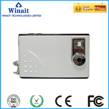 free shipping mini business card camera digital, mini thin 300k pixels digital camera