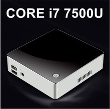 7th Gen Intel Core i7 7500U Eglobal Kaby Lake Nuc Mini PC Windows 10 Computer Max 3.5GHz Intel HD Graphics 620 Micro PC 4K HTPC