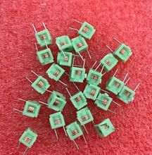 MD0505 5*5-3.5T Adjustable Molded Variable Inductors Coil Adjustable 200pcs Free Shipping(China)