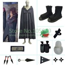 Team Hebi Cosplay Cloak set from Naruto