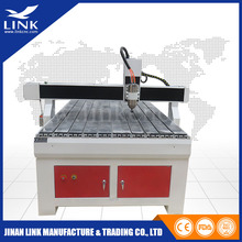 1224 Advertising CNC Router / 3 axis cnc machine / cnc sheet metal cutting machine