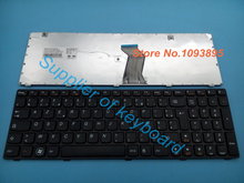 Original New Azerty French keyboard for Lenovo G580 Z580 V580 G580A V580A Z580A G585 G585A laptop French keyboard(China)
