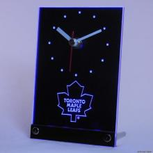 tnc0549 Maple Leafs Table Desk 3D LED Clock