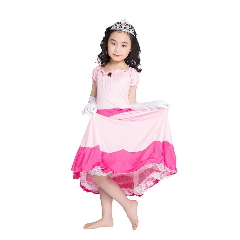 Brand New Super Mario Rosalina Deluxe Child Costume