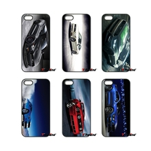 For iPod Touch iPhone 4 4S 5 5S 5C SE 6 6S 7 Plus Samung Galaxy A3 A5 J3 J5 J7 2016 2017 Fashion Ford GT Mustang Car Case Cover