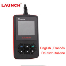 2017 LAUNCH OBD  Creader V+OBD2 Code Reader Scanner CReader V Plus English/French/German/Italian OBDII DIY Tool Diagnostic-Tool