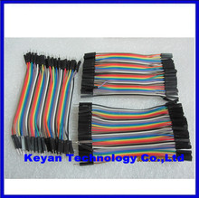 !!!!Dupont line 120pcs 10cm male to male + male to female and female to female jumper wire Dupont cable
