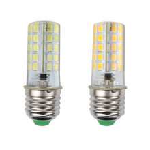 E27 80 LED lamp Bulbs Dimmable Silicone LED Bulbs warm white/cool white for Home Offices