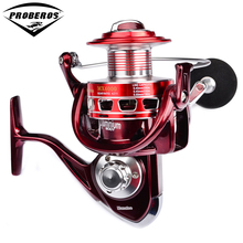 PROBEROS Full Metal Fishing Reel Ocean Boat Fishing Aluminum+Stainless Steel 5.5:1 Spinning Reel 13BB Japan imports MX3000-8000