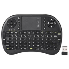 Backlight UKB-500-RF Mini Wireless Keyboard 2.4G with Touchpad Handheld Keyboard For PC Android TV Box 92 Keys Keyboard Mouse