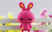 Buy usb flash drives rabbit USB 2.0 Flash Drives thumb pendrive memory stick U disk /gift /High speed/ wholesale1GB-64GB for $2.20 in AliExpress store