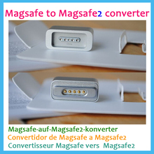 original converter magsafe to magsafe 2 high quality for mac air/pro A1278/A1245 free shipping(China)