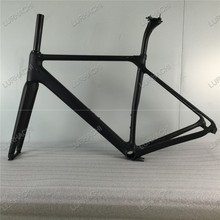 2016 Ultra-Light T800 Carbon Bicycle Frame Carbon Frame Road Bike Frame Size XS, S, M, L Available BB86