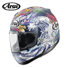 JAPAN Original ARAI Limited stro-IQ Oriental Full Face Motorcycle Racing Helmet Motocross RX-7 Protection Helmets for Men Women