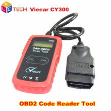 Viecar CY300 For All OBD II Protocols DTC CY300 OBD2 Car Diagnostic Scanner Viecar Original CY-300 Easy to Use Same AS MS300(China)