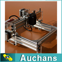 New DIY laser engraving machine 2000mw CNC laser work area 17*20cm , laser cutter , laser engraving machine
