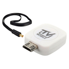 High quality Mini Digital DVB-T Micro USB Mobile HD TV Tuner Stick Receiver for Android Phone
