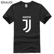 EINAUDI 2017 t shirt high quality Men summer t-shirt Andrea Juventus no Pirlo no party fashion short sleeves top tee for men(China)