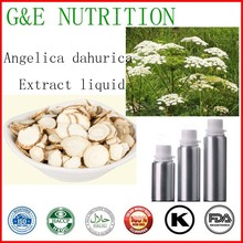 Natural Pure whitening & spot solution  promote skin cell metabolism Angelica dahurica Extract liquid