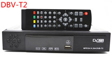 DVB-T2 HD PVR Digital TV Receiver SET TOP BOX STB with USB & HDMI Interface,DVB-T2 Tuner, Support MPEG4 / H.264(China)