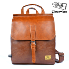Brand Fashion Woman Backpack Male Travel Backpack Mochila School Large Mochilas Shoulder Bags Shopping Mens Leather Business Bag