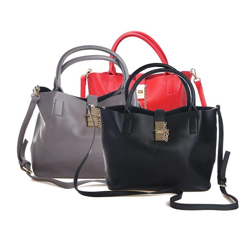 High Quality Fashion Women Handbag Messenger shoulder Bags Ladies Leather Handbags  <br>