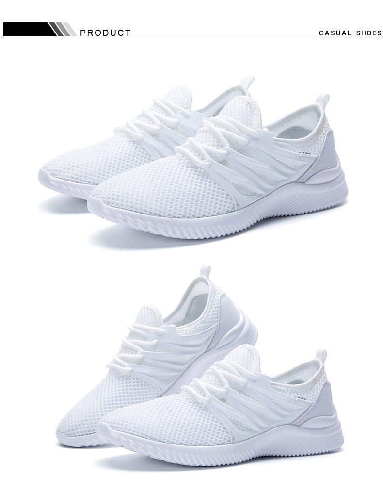 2018 New Arrivals Men's Fashion Summer Casual Shoes Man Sneakers Breathable Trainers Male Footwear Adult Krasovki Plus Size 45 46 Online shopping Bangladesh