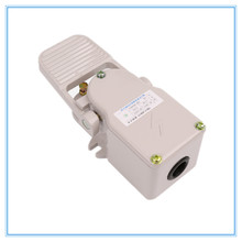 Motor foot self reset foot switch controller LT-5 JDK-11 metal shell according to 220V(China)