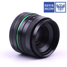 Ship From Russia Green circle Lens 35mm Upgraded Style Manual Iris Lens Suit For Mirrorless Camera