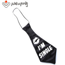 Sex products Bachelor stag Fun tie Bachelorette party bye bye life hello wife Chief bestman hen party supplies wedding mariage(China)