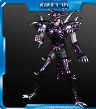 saint seiya model Lycaon Surplice action figure toy resin&pu(China)