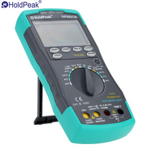 holdpeak hp-890cn Digital Multimeter Backlight AC/DC Ammeter Voltmeter Ohm Portable Meter resistance frequency duty cycle test