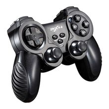 PXN 2902 2.4GHz Wireless Connection Game Controller Gamepad Dual Motors Vibration Sweat-proof for Windows PC for Android for PS3(China)