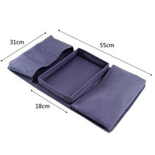 Cool Sofa Arm Rest Chair Settee Couch Remote Control Table Top Holder Tray Tool