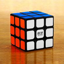 Qiyi MoFangGe MFG Professional Speed 57mm 3x3x3 Three Layers Cube Puzzle Toy magic Cube Profissional Cube Educational Toys Gifts