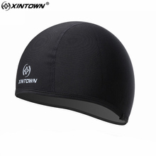 XINTOWN Outdoor Sports Reflective Winter Thermal Ciclismo Waterproof Cycling Cap Black Warm Windproof Winter Riding Hat(China)