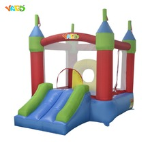 Yard Free shipping Surprise gift bounce house inflatable bouncer inflatable jumping jumper bouncy castle trampolin