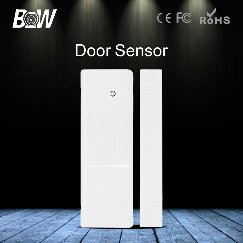 Wireless Wifi Mini Door Sensor with Battery Security Automatic Alarm System Window Sensor Accessory Siren for IP Camera CCTV(China (Mainland))