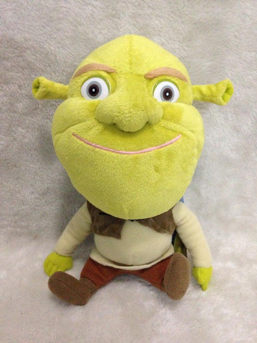 Shrek Plush Doll Stuffed Toy SHREK OGRE 25cm <br><br>Aliexpress