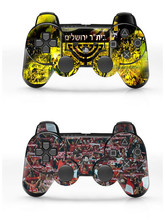 2 pieces Good game skin sticker for ps3 fat and for ps3 slim controller with practical price good quality #PS3C-2002-2003