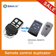 868mhz Universal Duplicate Garage Remote Control Face to Face remote control for Hormann Marantec