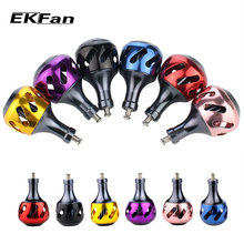 EKFan Aluminum Alloy Fishing Reel Handle Knobs for 5000-10000 Spinning Reels Fishing Tackle Accessory(China)