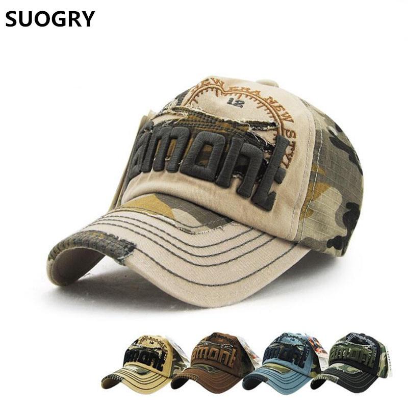 SUOGRY unisex camouflage baseball cap swag cap Casual Outdoor Sport snapback Hat for men Cap women gorra casquette Wholesale<br><br>Aliexpress