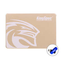 "KingSpec  2.5"" SATA III  SSD 1TB  SSD Internal Solid State Drive For Laptop Desktop Solid State Hard Disk With Free Gift USB"