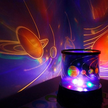 Star/Universe Master LED Night Lamp Projector Light with RGB Light for Baby Child Bedroom Sleep Lighting Art Decor