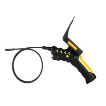 "4.3"" LCD Video Digital Inspection Camera 1M Cable 8.2MM Borescope Endoscope Zoom Rotate"